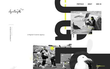 Elegant-Seagulls